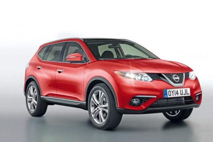 Nissan Qashqai 2014 rendering (1)