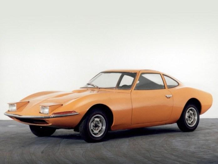 Opel Experimental GT Concept (1)