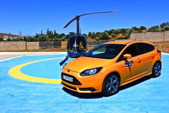 Test Drive: Ford Focus ST - 002