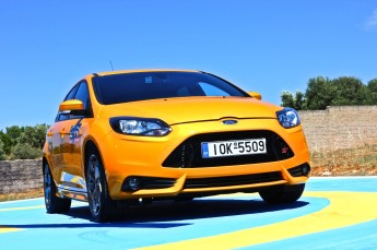 Test Drive: Ford Focus ST - 020