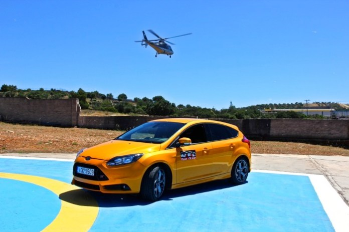 Test Drive: Ford Focus ST - 066