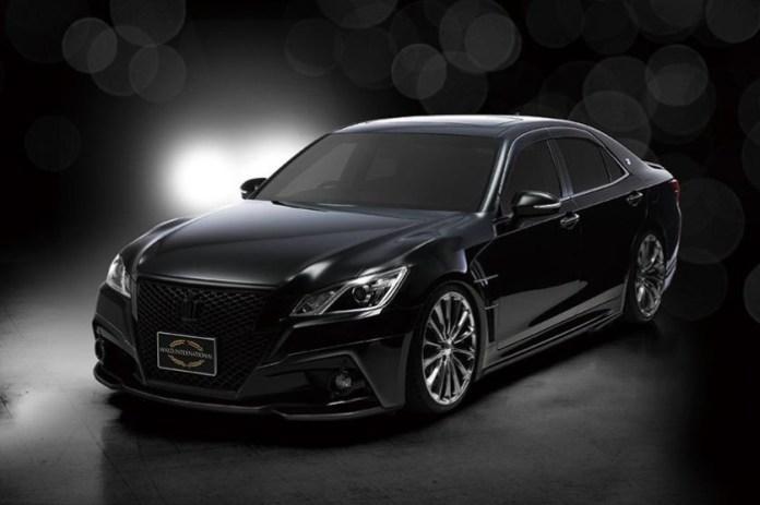 Toyota Crown 2014 by Wald International