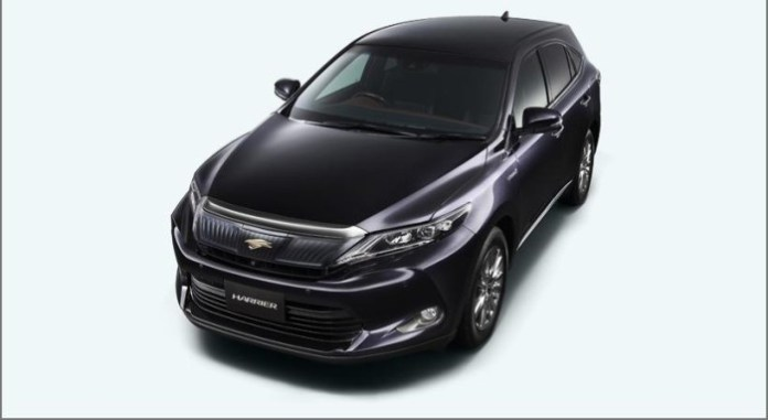 Toyota Harrier 2014 (2)