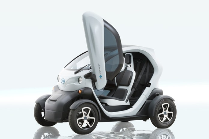 Nissan New Mobility
