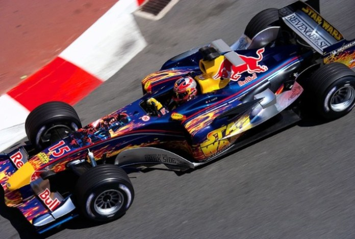 Red Bull RB1 – Monaco Grand Prix 2005