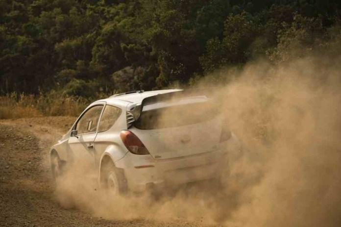 2014-spec Hyundai i20 WRC1