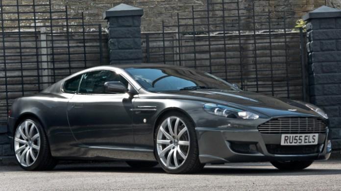 Aston Martin DB9 Signature Edition by A.Kahn Design (1)