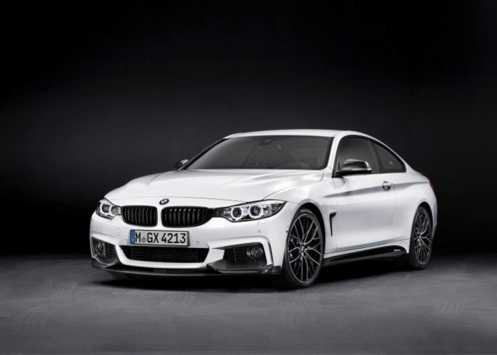 BMW 4 Series with BMW M Performance Parts (1)