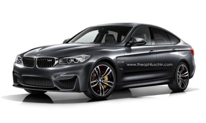 BMW M3 Gran Turismo Rendering (1)