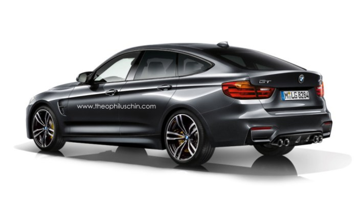 BMW M3 Gran Turismo Rendering (2)