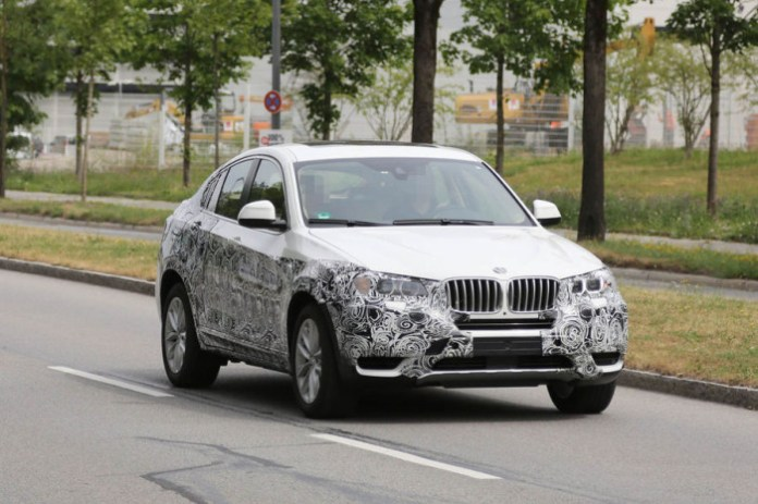 BMW X4 2014 Spy Photos (7)