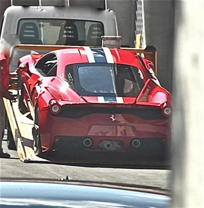Ferrari 458 Speciale [Live Photos] (2)
