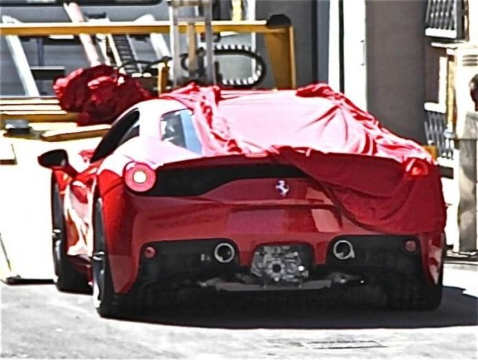 Ferrari 458 Speciale [Live Photos] (3)