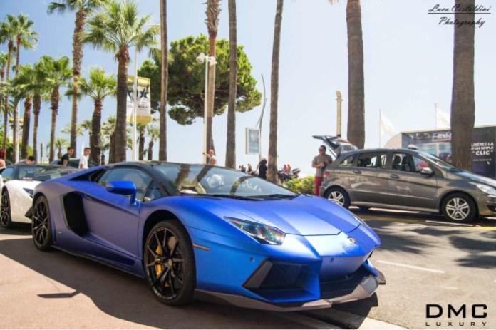 Lamborghini Aventador Roadster by DMC (1)