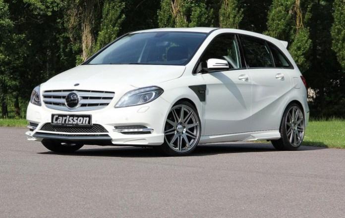 Mercedes-Benz B-Class by Carlsson (1)
