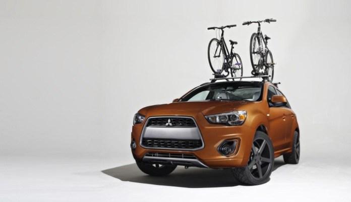 Mitsubishi Outlander Sport Summer Edition