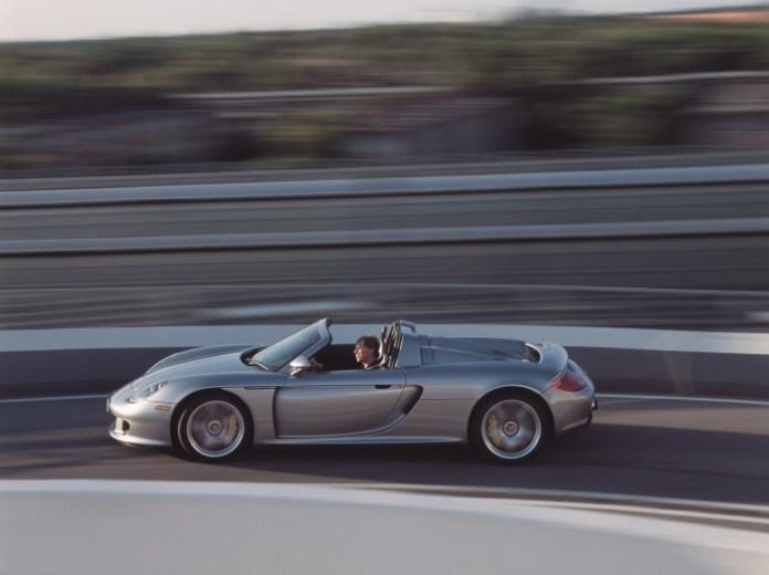 Porsche Carrera GT (3)