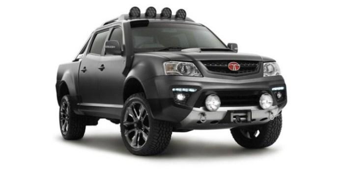 Tata Tuff Truck Concept (2)