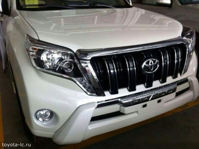 Toyota Land Cruiser Prado 2014 (2)