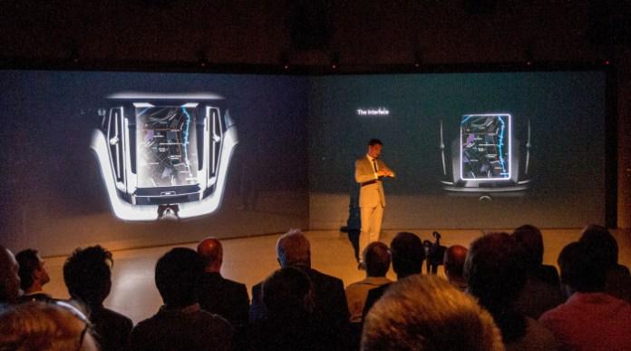 Volvo XC90 2014 Teaser