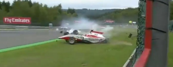 gp3 crash