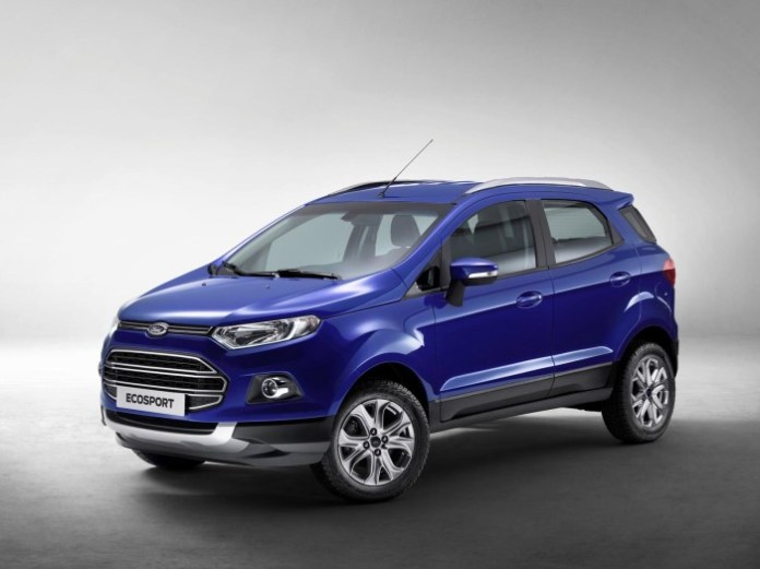 2013 Ford EcoSport Limited Edition