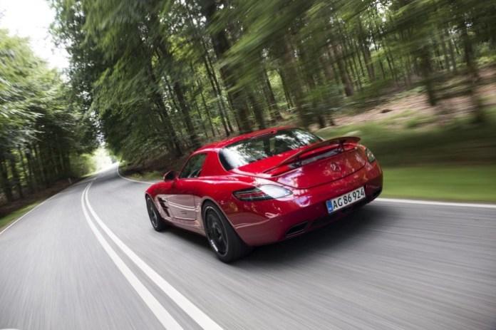 Mercedes SLS AMG by Kleemann