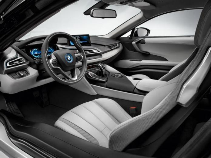 2014 BMW i8 first official photos