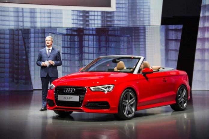 Audi Α3 Cabriolet