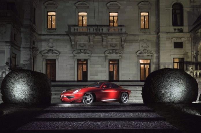 Alfa Romeo Carrozzeria Touring Disco Volante 2012 (2)