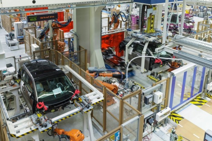 BMW i3 Production Start (95)