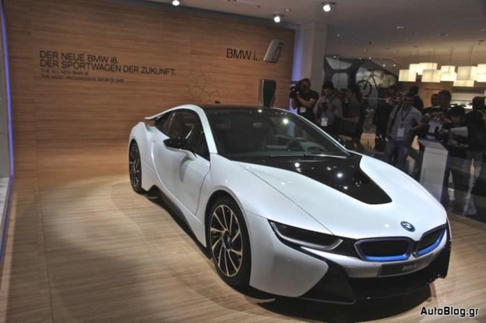 BMW i8 Live in Frankfurt Motor Show 2013 (1)