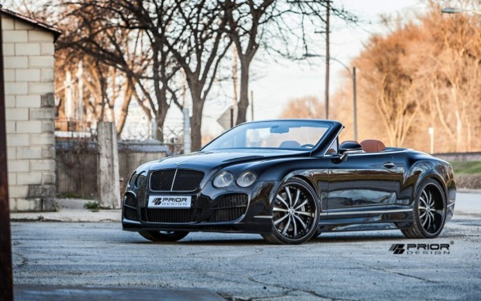 Bentley Continetal GTC by Prior Design (1)