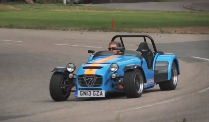 Caterham 620R driven - Caterham's fastest ever road car tested