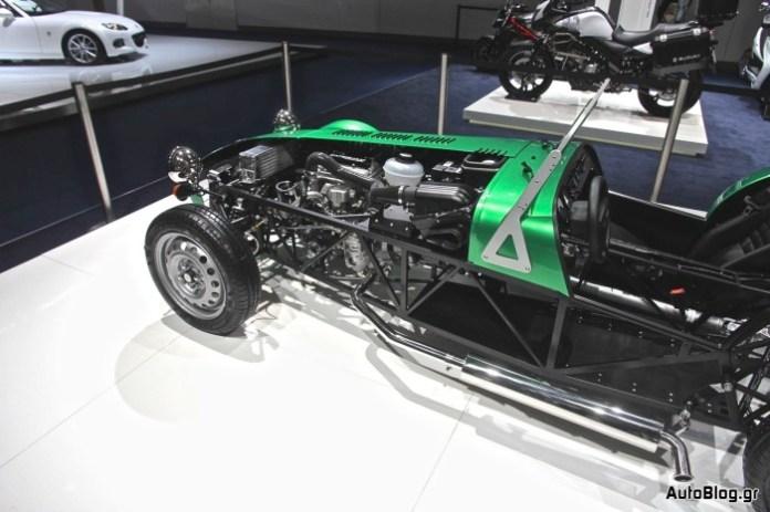Caterham Seven 165 Prototype Live in Frankfurt Motor Show 2013 (3)