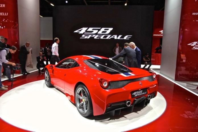 Ferrari 458 Speciale Live in Frankfurt Motor Show 2013 (10)