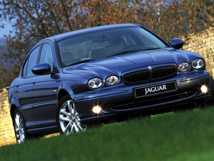 Jaguar X-TYPE Sport package