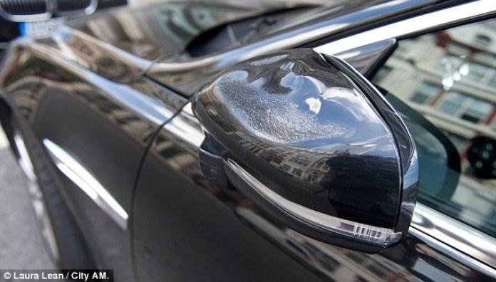Jaguar XJ Melted