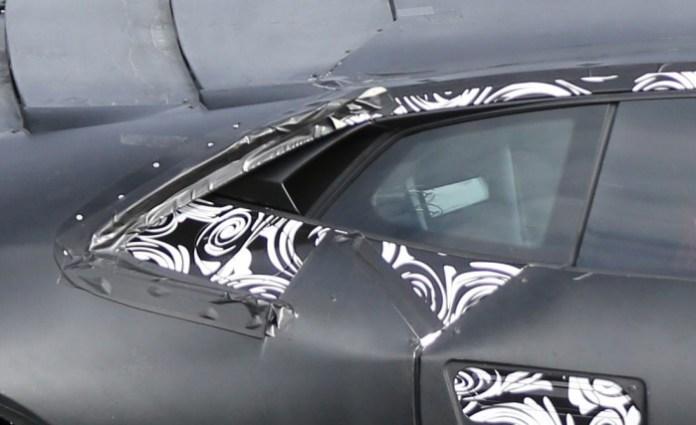 Lamborghini Cabrera Spy Photos (18)