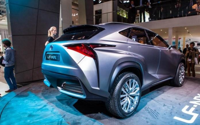 Lexus LF-NX Concept (13)