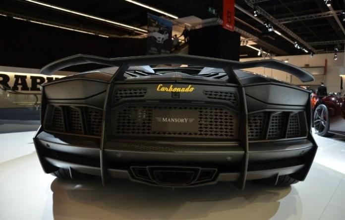 Mansory Carbonado Roadster Live in Frankfurt 2013 (9)