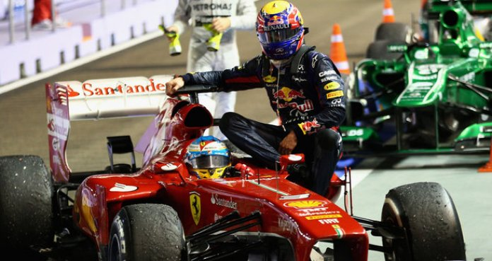 Mark-Webber-Fernando-Alonso-Singapore_3007985
