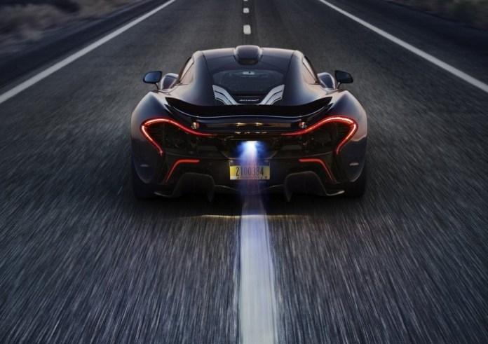McLaren P1 extreme heat test (6)