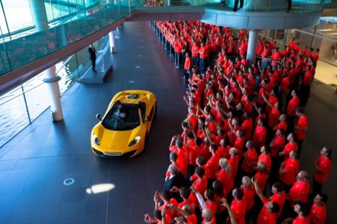 McLaren celebrates half century (2)