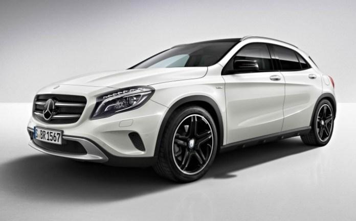 Mercedes-Benz GLA Edition One 1