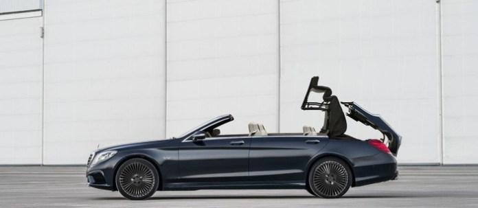 Mercedes-Benz S-Class Convertible rendering (2)