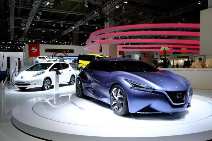 Nissan in Frankfurt 2013 (10)