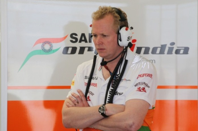 Andy Green Force India