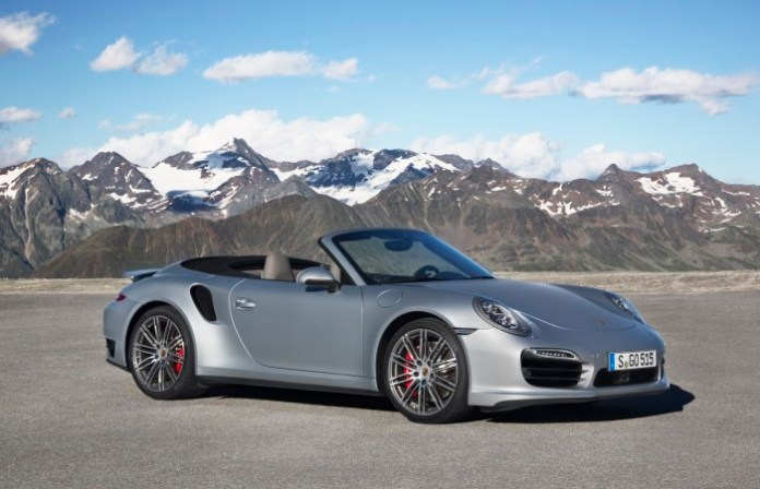 Porsche 911 Turbo Cabriolet and Turbo S Cabriolet 2014 (3)
