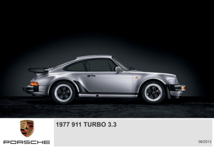 Porsche 911 Turbo Generations (2)